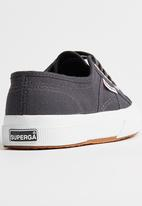 SUPERGA - Classice Superga Sneaker Grey Grey