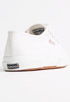 SUPERGA - Classic Superga Sneaker  White