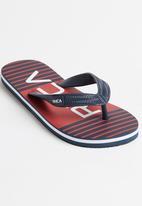RVCA - Trench Town Sandal Multi-colour