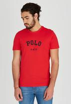 POLO - Classic Printed T-Shirt Red