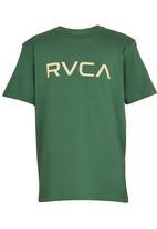 RVCA - Big Rvca Tee Mid Green