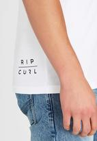 Rip Curl - Fin T-Shirt White