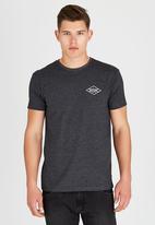 Rip Curl - Diamond T-Shirt Dark Grey