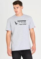 Vans - Vans Sa Destination T-Shirt Grey