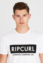 Rip Curl - Block T-Shirt White