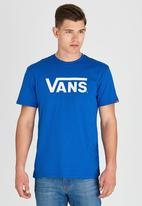 Vans - Vans Classic T-Shirt Blue