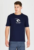 Rip Curl - Original Icon T-Shirt Navy