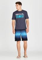 Rip Curl - Tops T-Shirt Navy