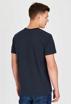 RVCA - PTC 2 Pigment T-Shirt Dark Grey