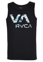 RVCA - Southeasthern Tank Black