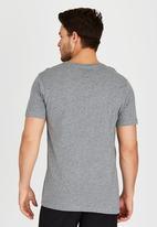 Billabong  - Unity V Short Sleeve T-Shirt Grey