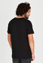 Element - Africa 4 Life T-Shirt Black