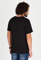 Element - Indian Short Sleeve T-Shirt Black