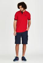 Tokyo Laundry - Port Orange Golfer Red