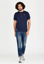 Tokyo Laundry - Chartham2 T-Shirt Navy