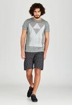 Dissident - Shore T-Shirt Grey