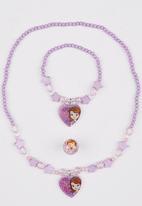 Character Fashion - Sofia The First Jewellery Set Multi-colour