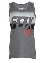 Fox - Printed Vest Grey