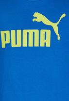 PUMA - ESS No-1 SL Tee Puma Royal Mid Blue