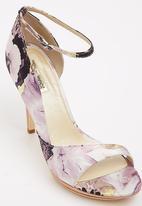 ERROL ARENDZ - Coco Ankle-strap Heels Pale Pink