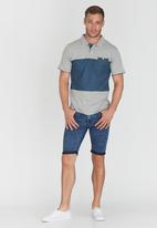 Billabong  - CRAFT TIPPERS POLO Mid Grey