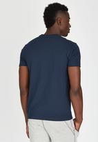 Polo Sport - Heritage Distressed T-Shirt Navy