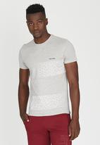 Polo Sport - All over Print T-Shirt Grey