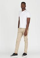 Polo Sport - Basic Golfer White