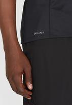 Nike - Nike DF Miler T-Shirt Black