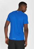 Nike - Nike DF Miler T-Shirt Mid Blue