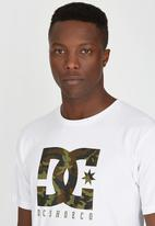 DC - Greener T-Shirt White