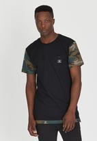 DC - Friedley Pocket T-Shirt Black