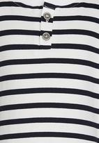 See-Saw - Henley Tee White