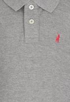 POLO - Austin  Golfer Grey