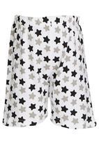 See-Saw - Pyjama Set Black and White