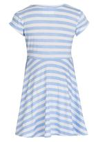 See-Saw - Pleated Dress Multi-colour