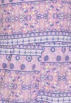 Rip Curl - Mini Miss Gypsy Playsuit Pale Purple