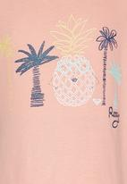 Roxy - Only A Dream Tee Coral