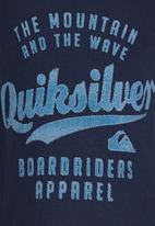 Quiksilver - Time Wrap Tods Vest Navy