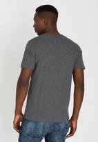 Element - Asbury Short Sleeve T-Shirt Dark Grey
