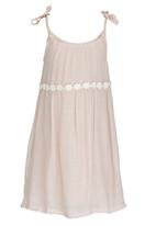 See-Saw - Summer Dress Mid Pink