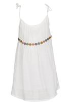 See-Saw - Summer Dress White
