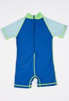 Lizzard - Swimsuit  Mid Blue