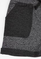 See-Saw - Jogger Shorts Black