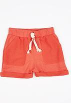 See-Saw - Jogger Shorts Orange