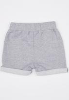 See-Saw - Jogger Shorts Grey