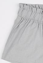 See-Saw - Pull - On Shorts Grey