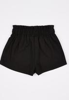 See-Saw - Pull - On Shorts Black