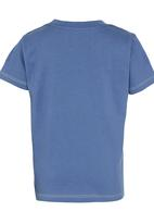 GUESS - Roper Binded Tee Navy
