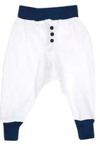 Luke & Lola - Harem Pants with Button Detail Navy